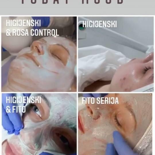 Look at me #beograd Tretman lica Higijenski tretman lica + fitopiling