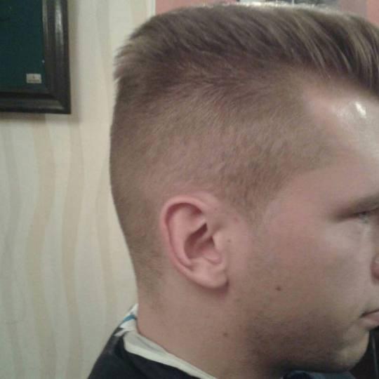 Bogdan Team #beograd Muško šišanje Muško šišanje komplet modern look