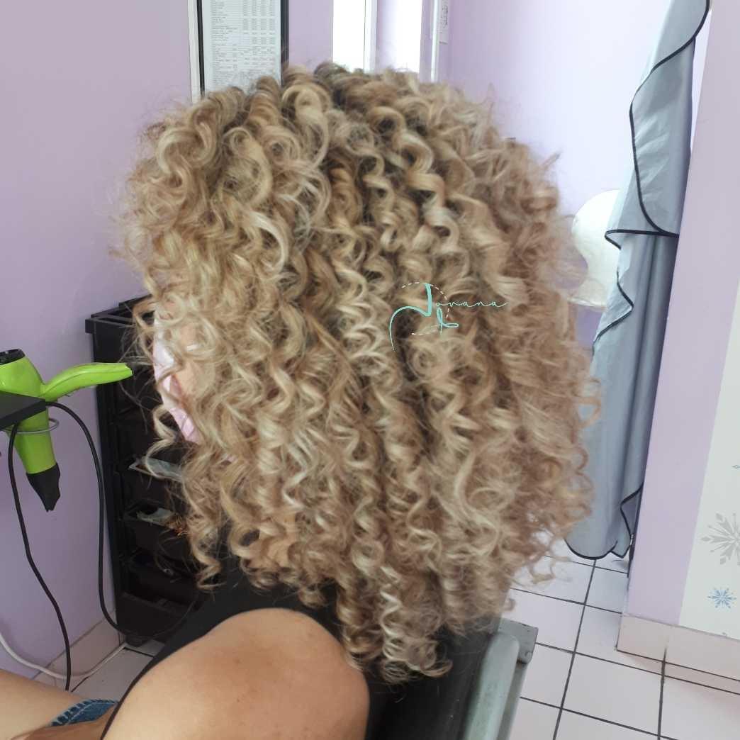 LookBook Jovana + Afro lokne - duga kosa
