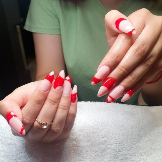 Flormar #beograd Izlivanje noktiju Izlivanje noktiju gelom #manikir #izlivanje #flormar