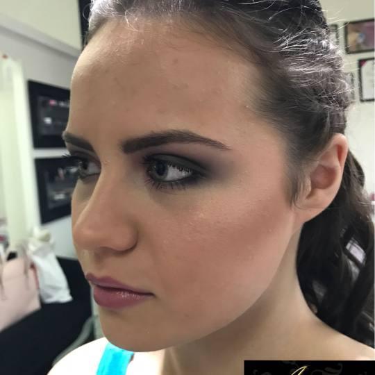 Estetic beauty centar Amica #beograd Make-up / šminkanje Korektivna šminka