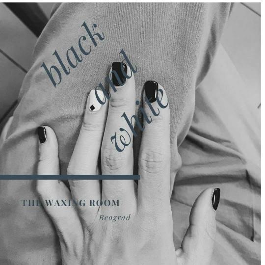 The Waxing Room #beograd Gel lak Gel lak - ruke Trajni lak