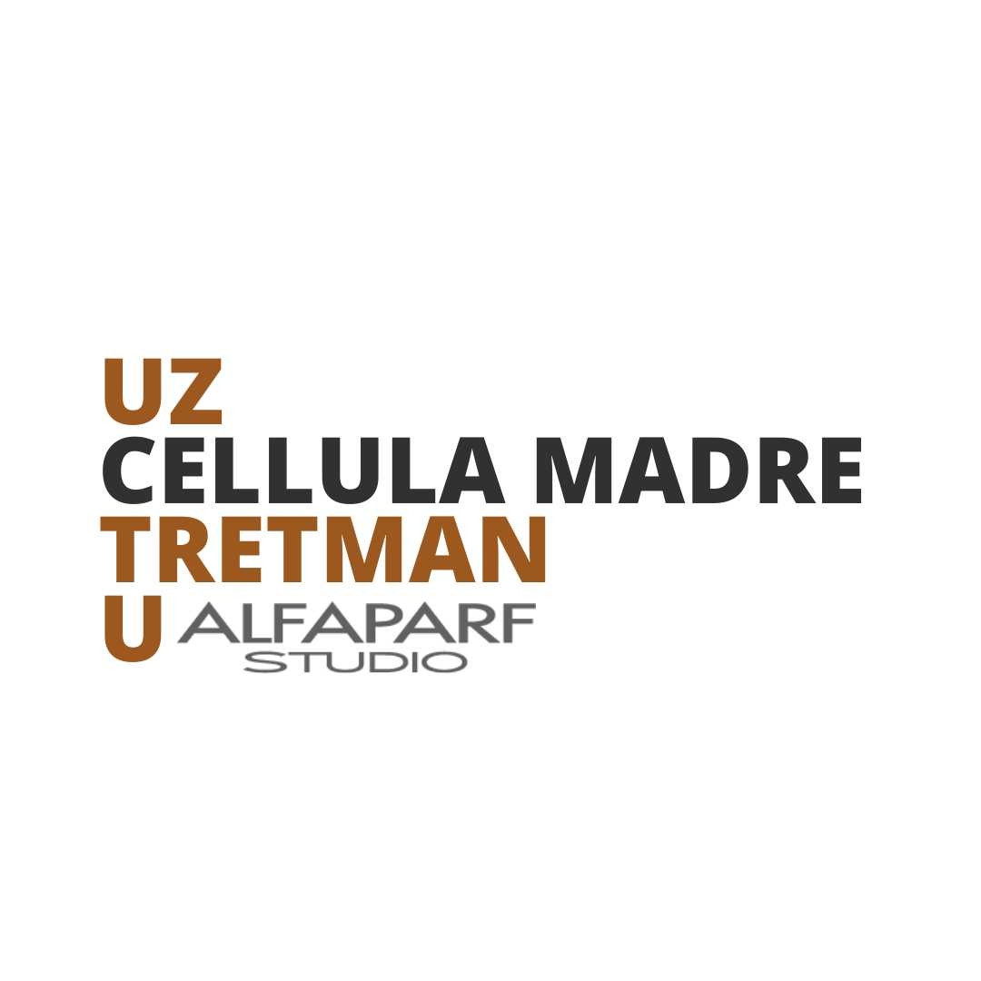 LookBook Alfaparf Studio Ada Mall Cellula Madre tretman za negu - kratka kosa