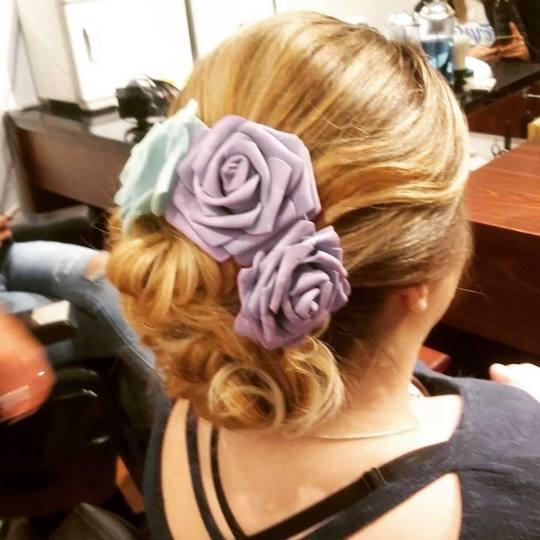 Xtreme #beograd Pletenice, kike, punđe Punđa - sve dužine kose