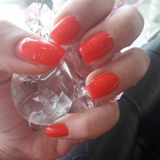 Plavi anđeo #beograd Ojačavanje noktiju Ojačavanje prirodnih noktiju gelom - ruke