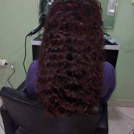 Bella Donna #nis Uvijanje, lokne i talasi Talasi presom - sve dužine kose