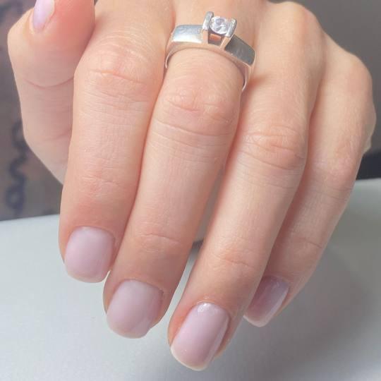 Studio 3S #beograd Ojačavanje noktiju Ojačavanje noktiju ruber bazom ruber baza