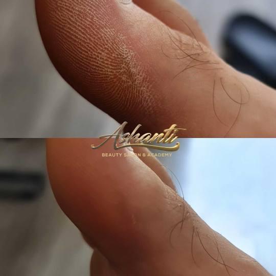 Ashanti Beauty Salon & Academy #beograd Estetski pedikir Ruski pedikir