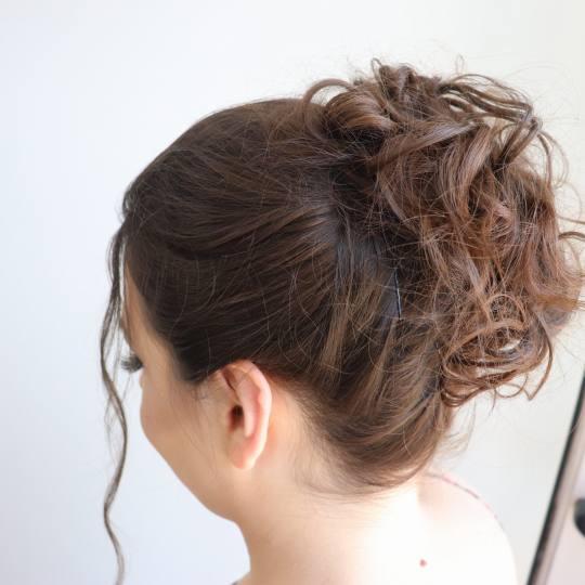 M Studio 0303 #novisad Svečane i frizure za svadbu Svečana frizura