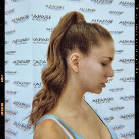 Alfaparf Studio #beograd Svečane i frizure za svadbu Svečana frizura - ekstra duga kosa