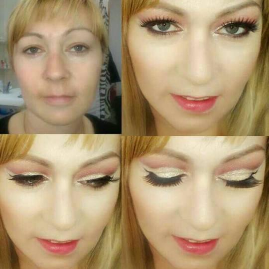 """SpringTime #nis Make-up / šminkanje Profesionalno šminkanje Profesionalna sminka.""""Nyx, Alexand"""