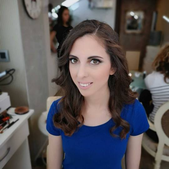 Bibi beauty centar #beograd Make-up / šminkanje Profesionalno šminkanje makeup by BiBi