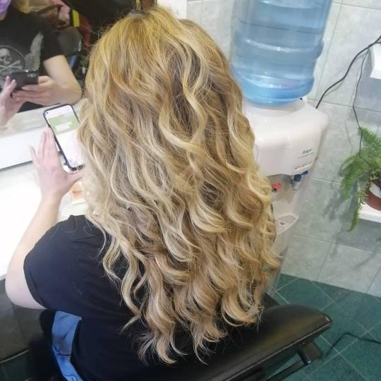Candir #novisad Feniranje i stilizovanje Feniranje na ravno / lokne - duga kosa