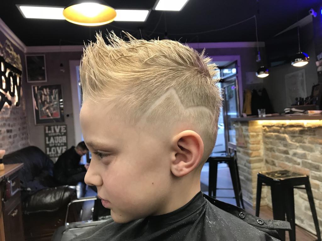 LookBook OldBoy Barbershop Dečije šišanje - do 12 godina