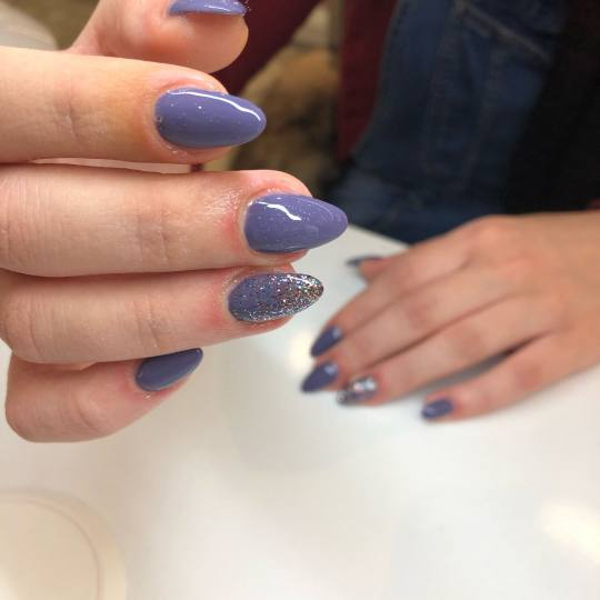 Alfaparf Nails #beograd Nadogradnja noktiju Nadogradnja noktiju tipsama + gel u boji