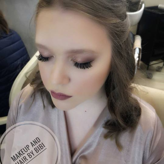 Bibi beauty centar #beograd Make-up / šminkanje Profesionalno šminkanje makeup.