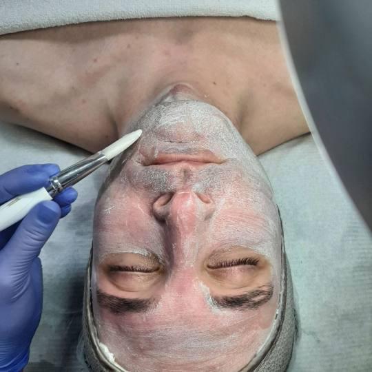 Look at me #beograd Tretman lica Higijenski tretman lica
