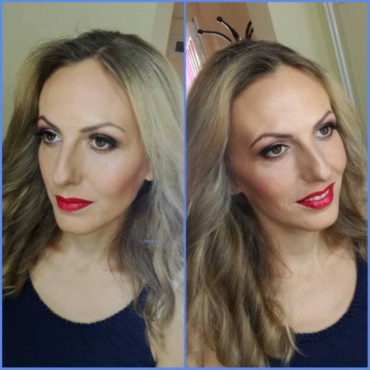 Jovana + #beograd Make-up / šminkanje Profesionalno šminkanje - dnevna / večernja šminka