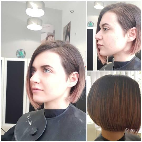 Cut 'n' Go #novisad Žensko šišanje Žensko šišanje + pranje kose - sve dužine kose