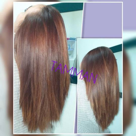 Tamman #beograd Feniranje i stilizovanje Feniranje na ravno / lokne - duga kosa