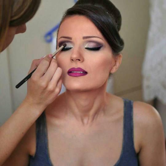 Maxima M #beograd Make-up / šminkanje Profesionalno šminkanje
