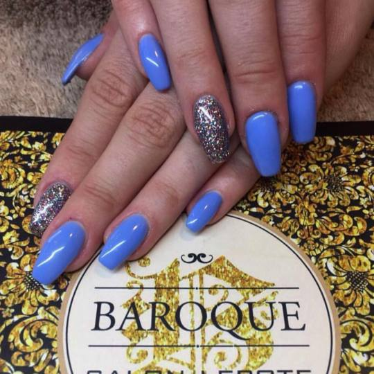 Baroque #beograd Izlivanje noktiju Izlivanje noktiju gelom