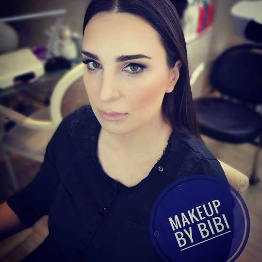 Bibi beauty centar #beograd Make-up / šminkanje Profesionalno šminkanje makeup by bibi.