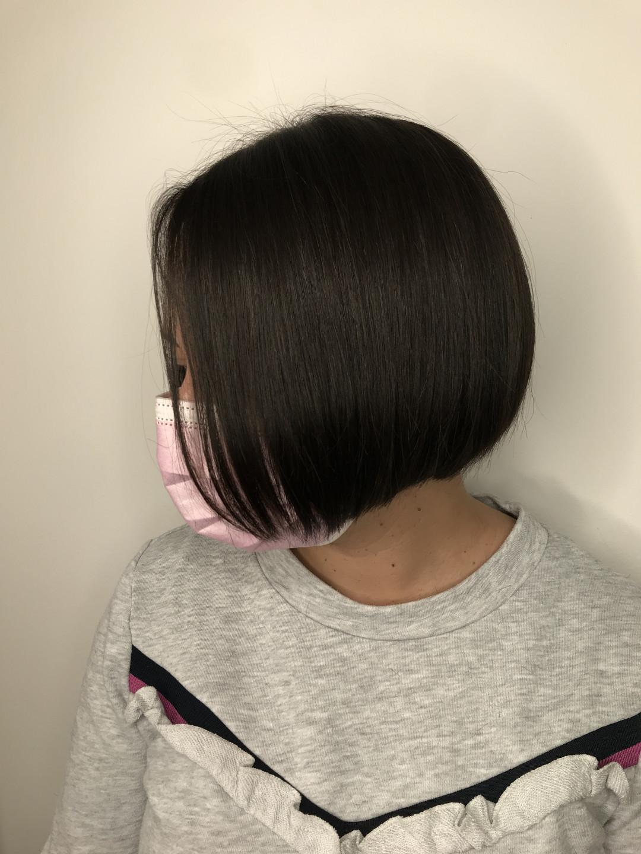 LookBook Cut 'n' Go Žensko šišanje + feniranje - kosa srednje dužine