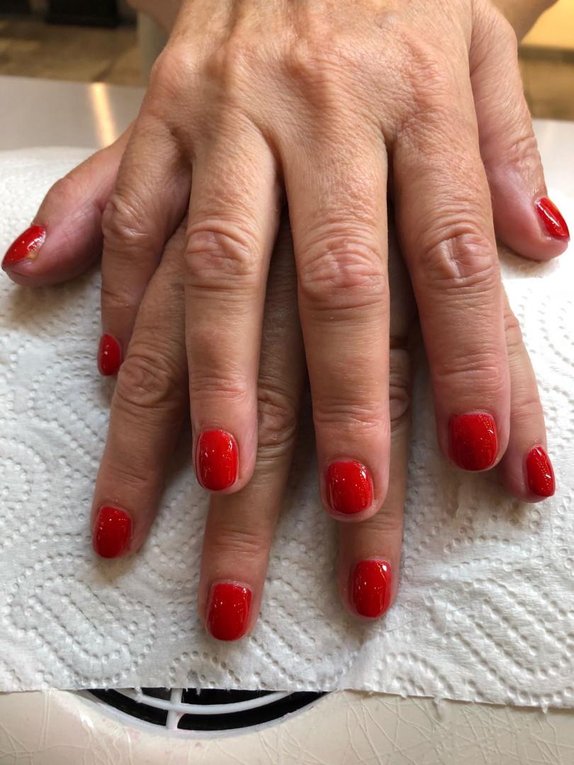 LookBook Alfaparf Nails Lakiranje noktiju - ruke