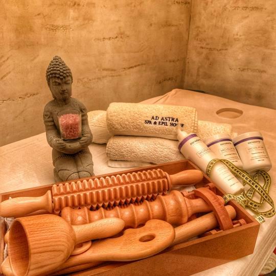 Ad Astra Spa & Epil House #beograd Masaža za mršavljenje Maderoterapija Masaža za mršavljenje