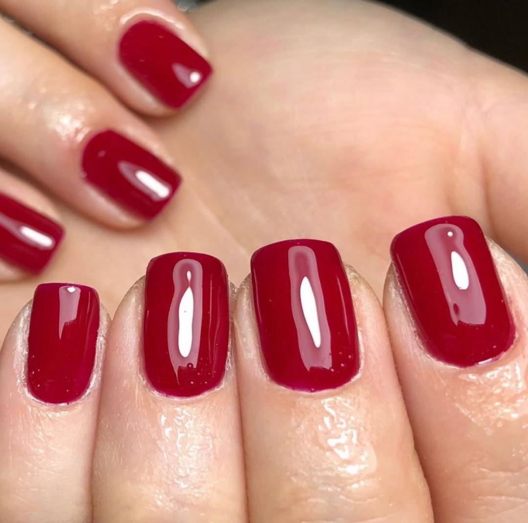 LookBook Mademoiselle Beauty Gel lak - ruke
