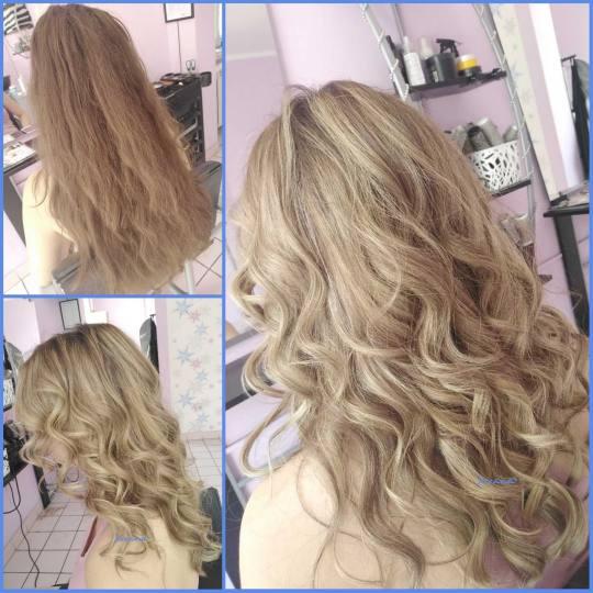 Jovana + #beograd Ombre, sombre, balayage Ombre / sombre / balayage + preliv - ekstra duga kosa