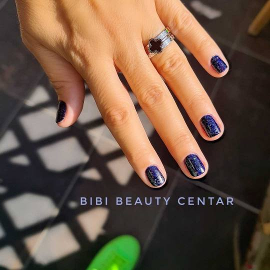 Bibi beauty centar #beograd Korekcija noktiju Korekcija gela bibi nails