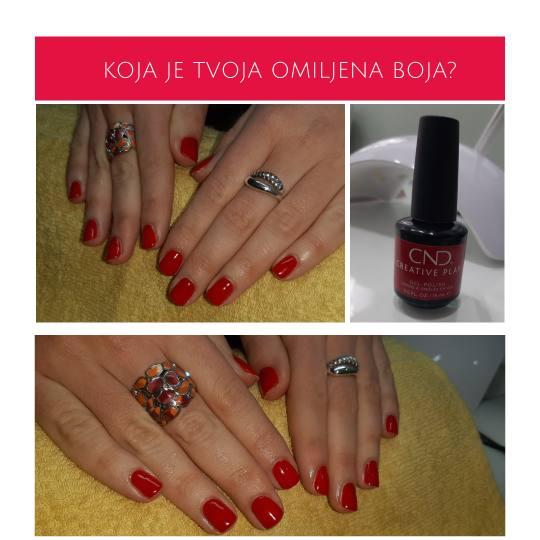 Tag Beauty Bar #beograd Gel lak Trajni lak - ruke Trajni lak