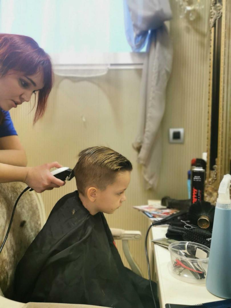 LookBook Bibi beauty centar Dečije šišanje - za devojčice / dečake od 3 do 7 godina