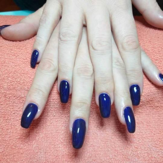 Million #beograd Nadogradnja noktiju Nadogradnja noktiju + gel u boji