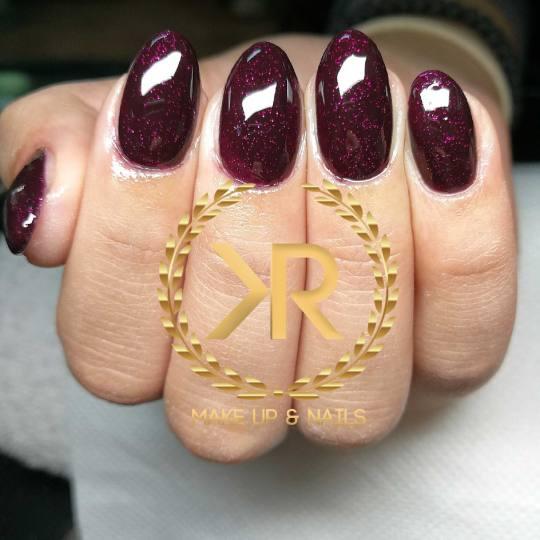 Bubi #beograd Korekcija noktiju Korekcija ojačavanja noktiju gelom