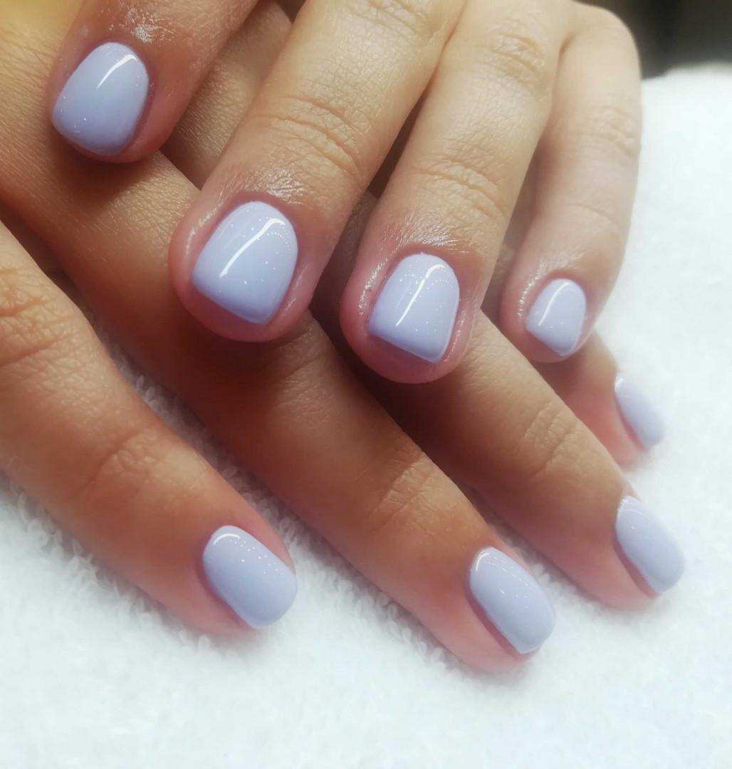 LookBook Alfaparf Nails Gel lak - ruke