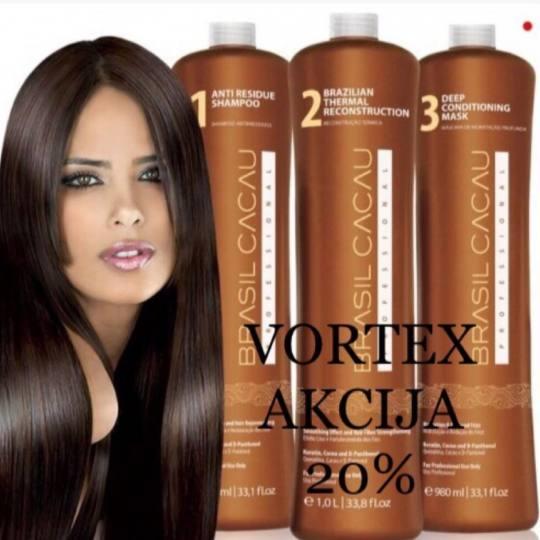Vortex #beograd Keratinski tretmani Keratinsko ispravljanje kose - duga kosa keratin