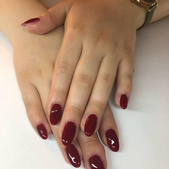 Mademoiselle Beauty #beograd Nadogradnja noktiju Nadogradnja noktiju tipsama - kratki / nokti srednj