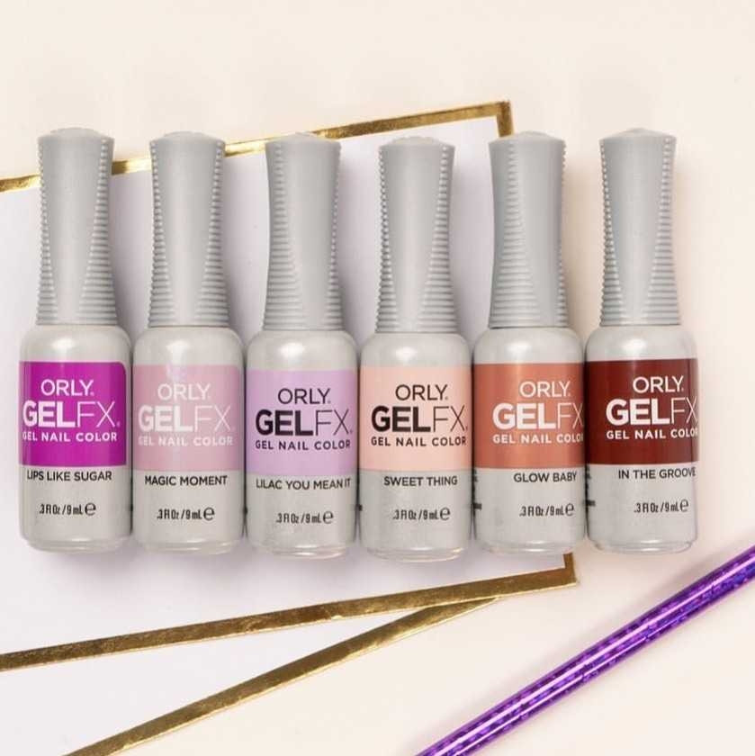 LookBook Le Salon Gel lak