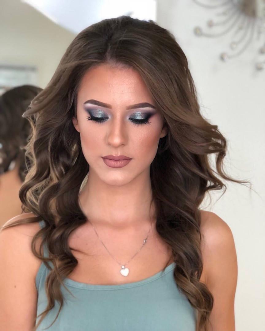 LookBook Olymp Beauty Profesionalno šminkanje bez veštačkih trepavica