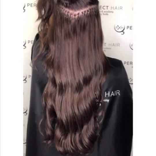 Perfect Hair Salon & Academy by TanYa #beograd Nadogradnja kose Nadogradnja kose keratin / micro rin