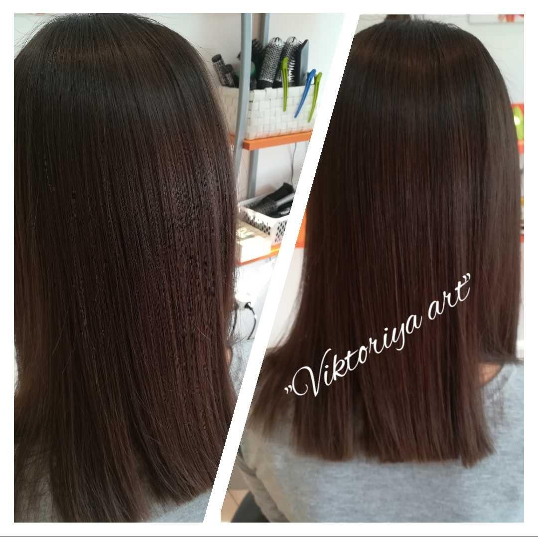 LookBook Victoriya Art Žensko šišanje - duga kosa