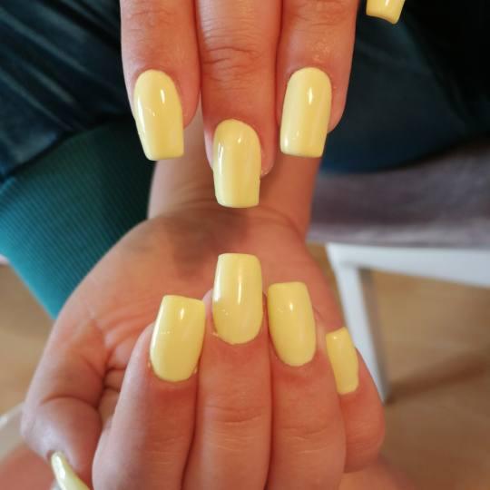 Salon Soul #beograd Ojačavanje noktiju Korekcija ojačavanja noktiju