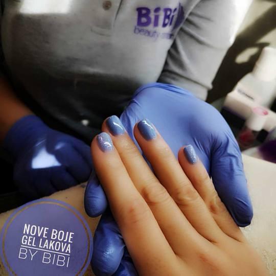 Bibi beauty centar #beograd Gel lak Gel lak nove nijanse gel lakova u BiBi salonu