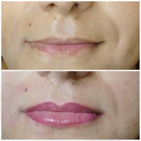 Avangarda #beograd Trajna šminka Trajna šminka usana + prva korekcija - okvir / senčenje
