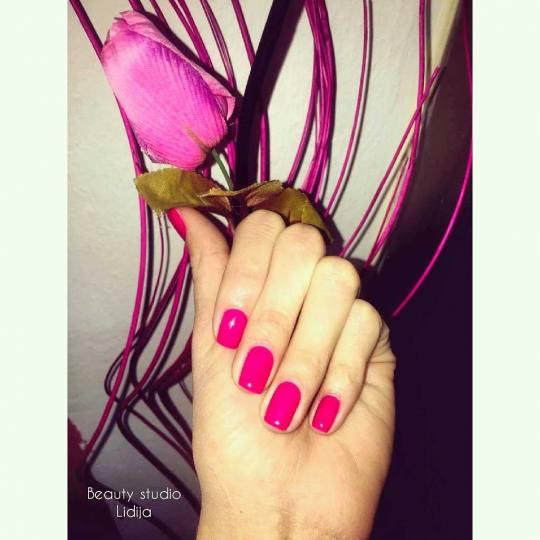Beauty studio Lidija #beograd Manikir Manikir + gel lak