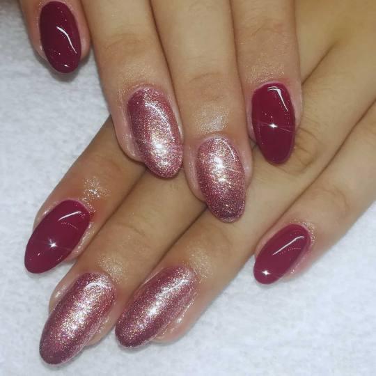 Alfaparf Nails #beograd Izlivanje noktiju Izlivanje noktiju gelom + gel u boji / french #alfaparf-na