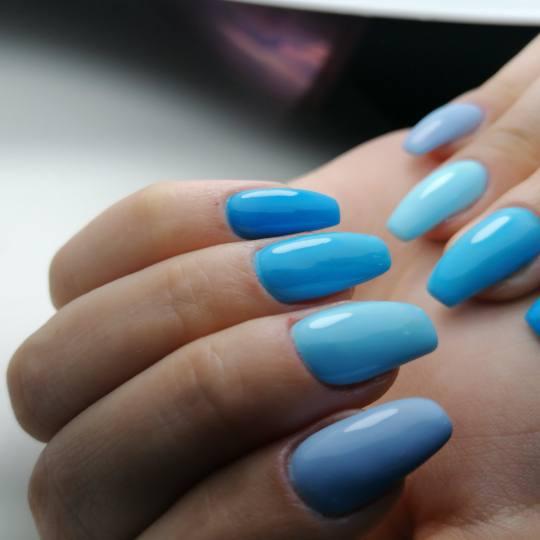 Kalina Beauty #beograd Izlivanje noktiju Izlivanje noktiju gelom